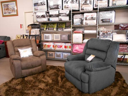 Furniture and manchester at Blackall Hardware