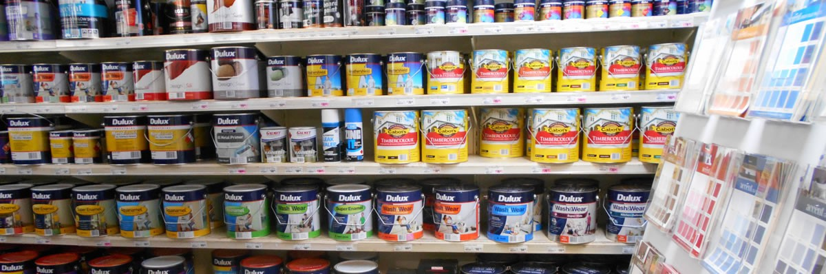 Most popular brands of paint
